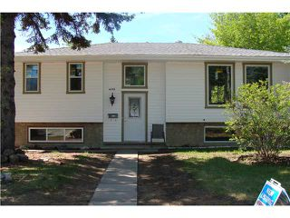 Photo 1: 4715 MEMORIAL Drive SE in CALGARY: Forest Heights Residential Detached Single Family for sale (Calgary)  : MLS®# C3572024