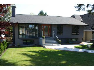 Photo 2: 1740 GRAND BV in North Vancouver: Boulevard House for sale : MLS®# V1023177