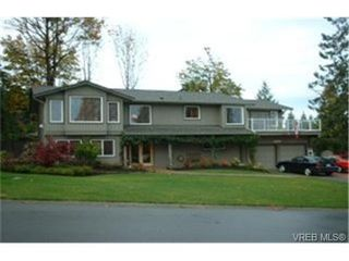 Photo 1:  in NORTH SAANICH: NS Dean Park Single Family Detached for sale (North Saanich)  : MLS®# 351591