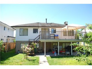 Photo 4: 4455 NAPIER Street in Burnaby: Willingdon Heights House for sale (Burnaby North)  : MLS®# V1075096