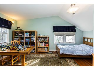 Photo 12: 331 ARBUTUS ST in New Westminster: Queens Park House for sale : MLS®# V1101805