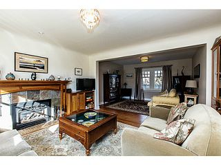 Photo 3: 331 ARBUTUS ST in New Westminster: Queens Park House for sale : MLS®# V1101805