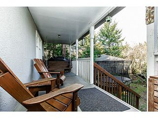 Photo 18: 331 ARBUTUS ST in New Westminster: Queens Park House for sale : MLS®# V1101805