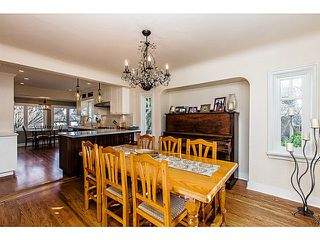 Photo 5: 331 ARBUTUS ST in New Westminster: Queens Park House for sale : MLS®# V1101805