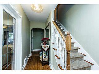 Photo 2: 331 ARBUTUS ST in New Westminster: Queens Park House for sale : MLS®# V1101805