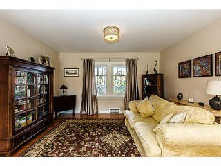 Photo 4: 331 ARBUTUS ST in New Westminster: Queens Park House for sale : MLS®# V1101805