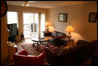 Photo 3: 401 650 Southwest 3 Street in Salmon Arm: Cambridge Court House for sale (Downtown Salmon Arm)  : MLS®# 10096495