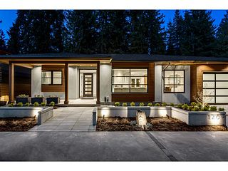 Main Photo: 1264 LANGDALE DR in North Vancouver: Canyon Heights NV House for sale : MLS®# V1100914