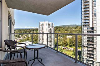 Photo 18: 1507 295 GUILDFORD WAY in Port Moody: North Shore Pt Moody Condo for sale : MLS®# R2101853