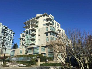 Photo 1: 407 9232 UNIVERSITY CRESCENT in Burnaby: Simon Fraser Univer. Condo for sale (Burnaby North)  : MLS®# R2144915