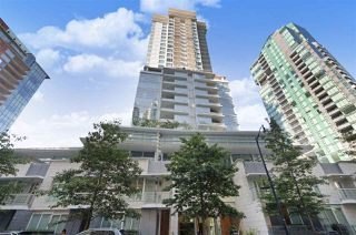 "Photo 1: 504 1139 W CORDOVA Street in Vancouver: Coal Harbour Condo for sale in ""Two Harbor Green"" (Vancouver West)  : MLS®# R2398290"