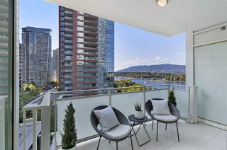"Photo 16: 504 1139 W CORDOVA Street in Vancouver: Coal Harbour Condo for sale in ""Two Harbor Green"" (Vancouver West)  : MLS®# R2398290"