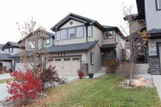 Main Photo: 3425 GOODRIDGE Link in Edmonton: Zone 58 House for sale : MLS®# E4178351