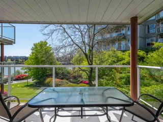 """Main Photo: 303 1230 QUAYSIDE Drive in New Westminster: Quay Condo for sale in """"TIFFANY SHORES"""" : MLS®# R2423059"""