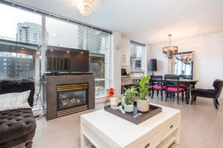 "Photo 6: 503 638 BEACH Crescent in Vancouver: Yaletown Condo for sale in ""Icon"" (Vancouver West)  : MLS®# R2430003"