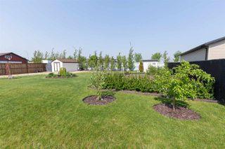Photo 48: 34 GREENFIELD Wynd: Fort Saskatchewan House for sale : MLS®# E4194448