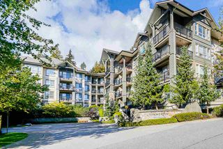 "Photo 1: 306 2969 WHISPER Way in Coquitlam: Westwood Plateau Condo for sale in ""Summerlin at Silver Springs"" : MLS®# R2511947"