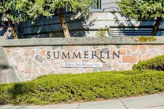 "Photo 3: 306 2969 WHISPER Way in Coquitlam: Westwood Plateau Condo for sale in ""Summerlin at Silver Springs"" : MLS®# R2511947"