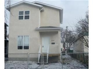 Photo 1: 535 PRITCHARD Avenue in Winnipeg: Residential for sale (Canada)  : MLS®# 1122771