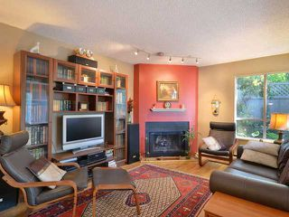 "Photo 4: 3439 LYNMOOR Place in Vancouver: Champlain Heights Townhouse for sale in ""MOORPARK"" (Vancouver East)  : MLS®# V949303"