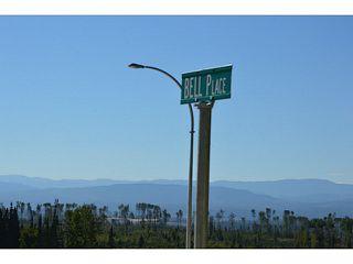"""Photo 1: LOT 1 BELL Place in Mackenzie: Mackenzie -Town Land for sale in """"BELL PLACE"""" (Mackenzie (Zone 69))  : MLS®# N227293"""