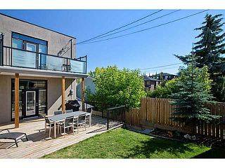 Photo 17: 3837 Parkhill Street SW in CALGARY: Parkhill_Stanley Prk Residential Detached Single Family for sale (Calgary)  : MLS®# C3583473