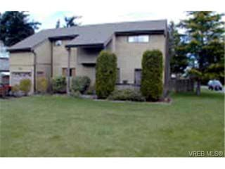 Photo 1: 4391 Robinwood Dr in VICTORIA: SE Gordon Head Single Family Detached for sale (Saanich East)  : MLS®# 307306