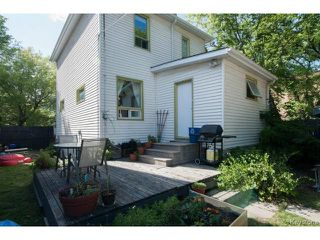 Photo 18: 139 Arlington Street in WINNIPEG: West End / Wolseley Residential for sale (West Winnipeg)  : MLS®# 1418074