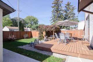 Photo 24: 448 Lyle Avenue in Winnipeg: St James Single Family Detached for sale (West Winnipeg)  : MLS®# 1424501