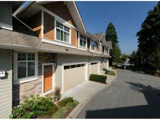 Photo 1: # 11 2453 163RD ST in Surrey: Grandview Surrey Condo for sale (South Surrey White Rock)  : MLS®# F1420648