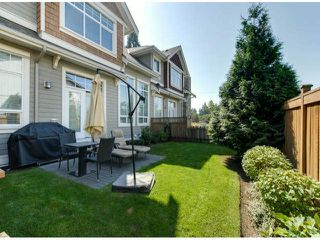 Photo 19: # 11 2453 163RD ST in Surrey: Grandview Surrey Condo for sale (South Surrey White Rock)  : MLS®# F1420648