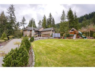 Photo 18: 712 SPENCE WY: Anmore House for sale (Port Moody)  : MLS®# V1114997