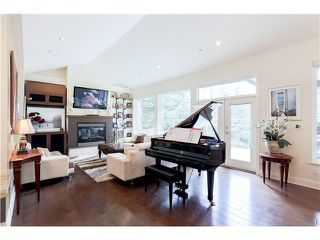 Photo 3: 712 SPENCE WY: Anmore House for sale (Port Moody)  : MLS®# V1114997