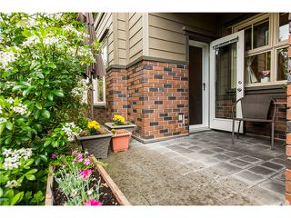 Photo 15: # 108 808 SANGSTER PL in New Westminster: The Heights NW Condo for sale : MLS®# V1130644