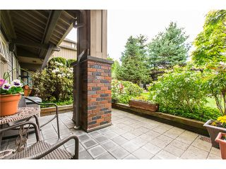 Photo 13: # 108 808 SANGSTER PL in New Westminster: The Heights NW Condo for sale : MLS®# V1130644
