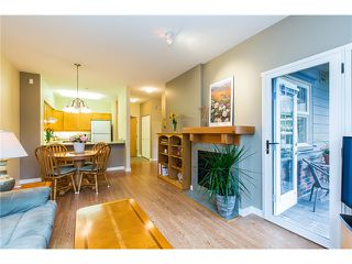 Photo 6: # 108 808 SANGSTER PL in New Westminster: The Heights NW Condo for sale : MLS®# V1130644