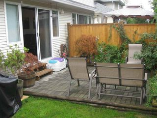 Photo 16: 4 19240 119 AVENUE in Pitt Meadows: Central Meadows Townhouse for sale : MLS®# R2064360