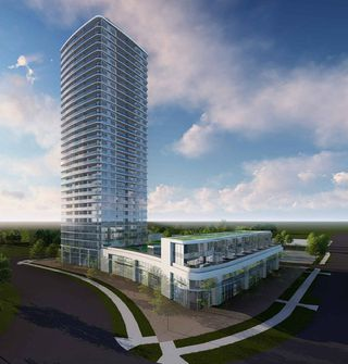 Main Photo: #2305 at GEORGETOWN by ANTHEM PROPERTIES in Surrey: Whalley Condo