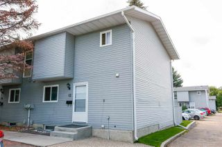 Photo 1: 13 1415 62 Street in Edmonton: Zone 29 Townhouse for sale : MLS®# E4169318