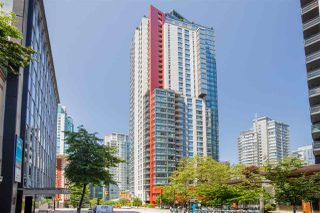 Main Photo: 501 1211 MELVILLE Street in Vancouver: Coal Harbour Condo for sale (Vancouver West)  : MLS®# R2398863