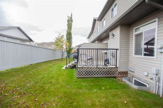 Photo 28: 42 9511 102 Avenue: Morinville Townhouse for sale : MLS®# E4175476