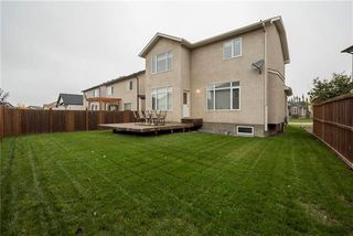 Photo 20: 95 Remi Claeys Crescent in Winnipeg: Canterbury Park Residential for sale (3M)  : MLS®# 1928754