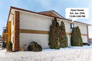 Photo 1: 202 1410 DAWSON Road Northeast in Lorette: Condominium for sale (R05)  : MLS®# 202000683