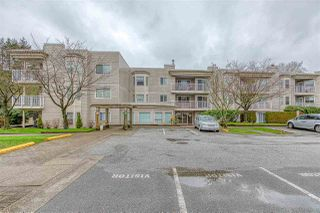 "Photo 1: 313 9942 151 Street in Surrey: Guildford Condo for sale in ""WESTCHESTER PL"" (North Surrey)  : MLS®# R2434541"