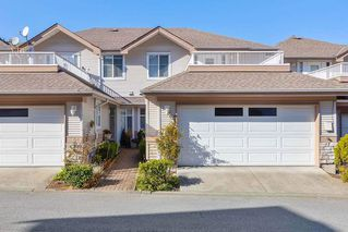 "Photo 1: 7 11860 RIVER Road in Surrey: Royal Heights Townhouse for sale in ""Cypress Ridge"" (North Surrey)  : MLS®# R2444980"