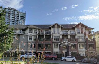 "Photo 1: 101 285 ROSS Drive in New Westminster: Fraserview NW Condo for sale in ""THE GROVE at Victoria Hill"" : MLS®# R2448230"