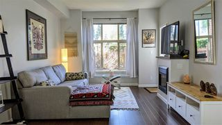"Photo 2: 101 285 ROSS Drive in New Westminster: Fraserview NW Condo for sale in ""THE GROVE at Victoria Hill"" : MLS®# R2448230"