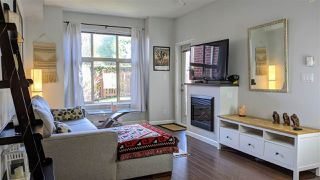 "Photo 3: 101 285 ROSS Drive in New Westminster: Fraserview NW Condo for sale in ""THE GROVE at Victoria Hill"" : MLS®# R2448230"