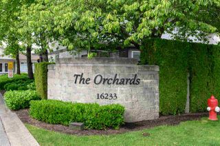"""Main Photo: 228 16233 82 Avenue in Surrey: Fleetwood Tynehead Townhouse for sale in """"THE ORCHARDS"""" : MLS®# R2462634"""