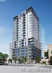 Photo 2: 201 845 Johnson St in Victoria: Vi Downtown Condo Apartment for sale : MLS®# 785900